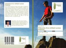 Bookcover of Flâneries d'un militant suisse Poèmes