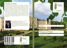 Capa do livro de Panique au Palais