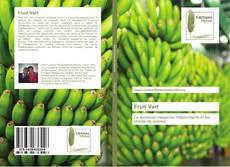 Capa do livro de Fruit Vert