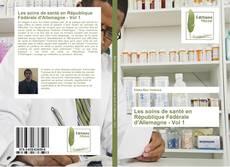 Les soins de santé en République Fédérale d'Allemagne - Vol 1的封面