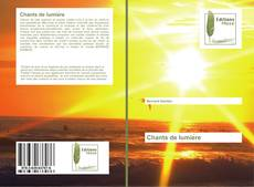 Bookcover of Chants de lumière