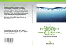 Borítókép a  Туннельно-рекомбинационные процессы в наноструктурированных элементах - hoz