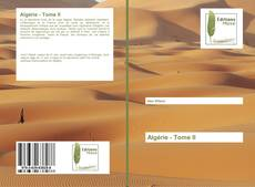 Bookcover of Algérie - Tome II
