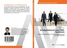 Capa do livro de Erfolgsfaktoren von CRM-Systemen