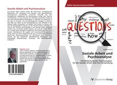 Capa do livro de Soziale Arbeit und Psychoanalyse
