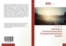 Portada del libro de Education à l'Environnement dans l'Enseignement Primaire Tunisien