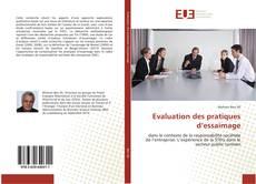 Borítókép a  Evaluation des pratiques d'essaimage - hoz