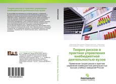 Обложка Теория рисков в практике управления внебюджетной деятельностью вузов