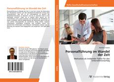 Bookcover of Personalführung im Wandel der Zeit