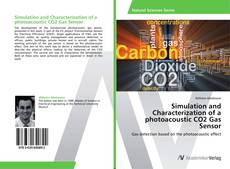Borítókép a  Simulation and Characterization of a photoacoustic CO2 Gas Sensor - hoz