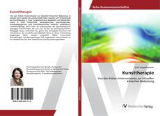 Bookcover of Kunsttherapie