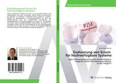 Bookcover of Evaluierung von Scrum für hochverfügbare Systeme