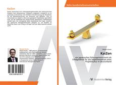 Bookcover of KaiZen