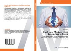 Bookcover of Small- and Medium- sized Enterprises in Russia
