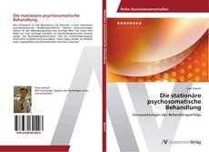 Buchcover von Die stationäre psychosomatische Behandlung