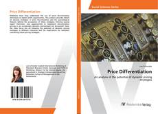 Bookcover of Price Differentiation