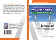 Buchcover von Terrorismus und Menschenrechte