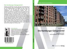 Buchcover von Die Hamburger Gängeviertel