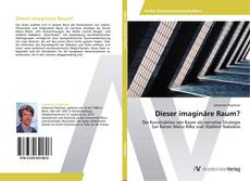 Bookcover of Dieser imaginäre Raum?