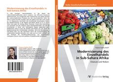Buchcover von Modernisierung des Einzelhandels in Sub-Sahara Afrika