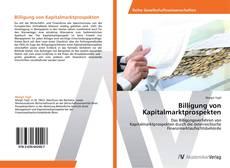 Billigung von Kapitalmarktprospekten的封面