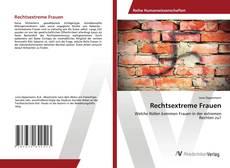 Buchcover von Rechtsextreme Frauen