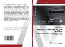Capa do livro de Scientific databases for gait analyses