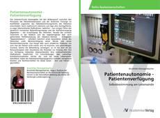 Обложка Patientenautonomie - Patientenverfügung