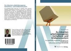 Buchcover von Zu riskanten arbeitsbezogenen Verhaltens- und Erlebensmustern