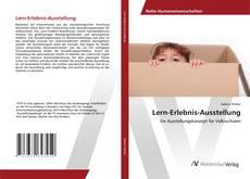 Buchcover von Lern-Erlebnis-Ausstellung