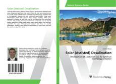Portada del libro de Solar (Assisted) Desalination