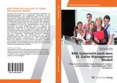 Capa do livro de BWL-Unterricht nach dem St. Galler Management Modell
