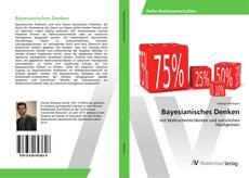 Bookcover of Bayesianisches Denken