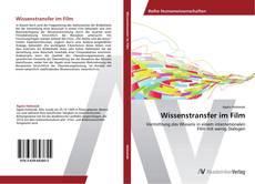 Bookcover of Wissenstransfer im Film