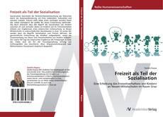 Buchcover von Freizeit als Teil der Sozialisation