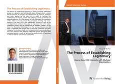 Borítókép a  The Process of Establishing Legitimacy - hoz