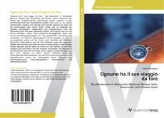 Capa do livro de Ognuno ha il suo viaggio da fare