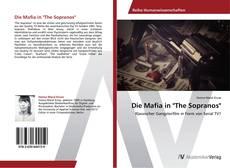 """Bookcover of Die Mafia in """"The Sopranos"""""""