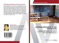 Bookcover of Zweitspracherwerb in der Primarstufe