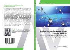 Buchcover von Radiochemie im Dienste der Nuklearmedizin