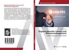 Buchcover von Organisationales Lernen und Wissensmanagement