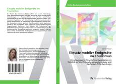 Bookcover of Einsatz mobiler Endgeräte im Tourismus