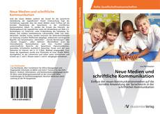 Buchcover von Neue Medien und schriftliche Kommunikation
