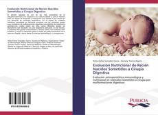 Copertina di Evolución Nutricional de Recién Nacidos Sometidos a Cirugía Digestiva