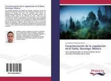 Caracterización de la vegetación en El Salto, Durango, Mexico kitap kapağı