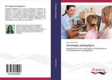 Capa do livro de Estrategia pedagógica
