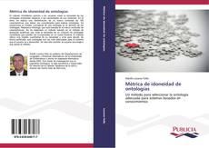 Capa do livro de Métrica de idoneidad de ontologías
