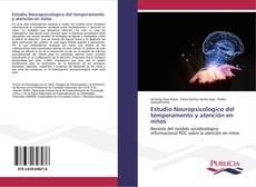Buchcover von Estudio Neuropsicologico del temperamento y atención en niños