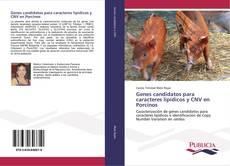 Portada del libro de Genes candidatos para caracteres lipídicos y CNV en Porcinos