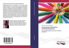 Portada del libro de Evaluación formativa transdisciplinaria